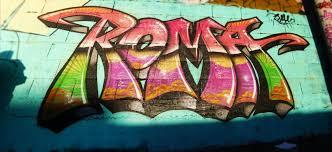 roma grafiti